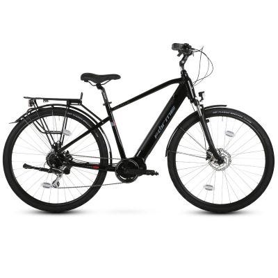 Forme Peak Trail 2 E Black 700C e-Bike