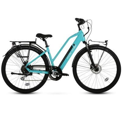 Forme Peak Trail 3 ELS Teal 700C E-Bike