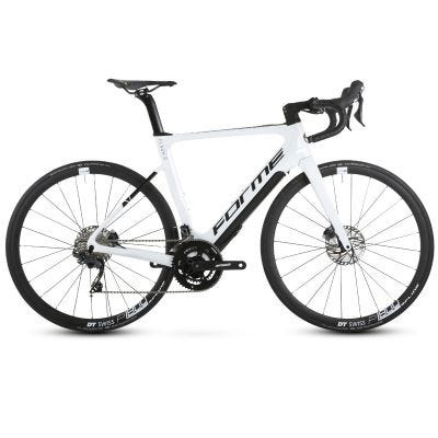 Forme Flash E Road e-Bike White