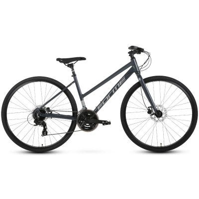 "Forme Winster 1FE Ladies Grey 700C 15"" Hybrid Sport Bike"