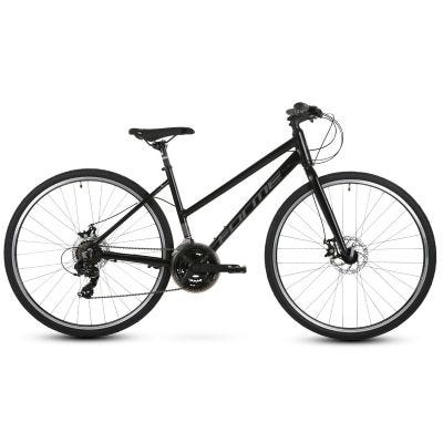 Forme Winster 2FE Ladies Black 700c Hybrid Sport Bike
