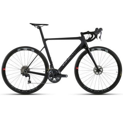 Forme Flash Black/Black Fulcrum Ultegra