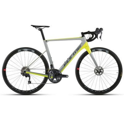 Forme Flash SL Yellow/Grey Fulcrum Ultegra