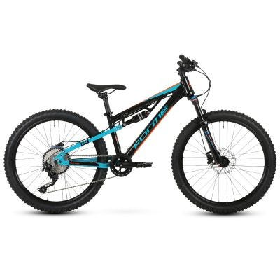 "Forme Black Rocks Black/Orange/Blue 26"" Junior Bike"