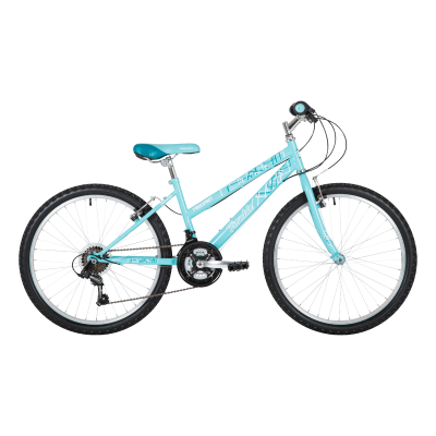 "Freespirit Trouble Junior 24"" MTB Bike Turquoise"
