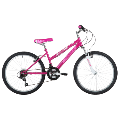 "Freespirit Summer Junior 24"" Bike Pink"