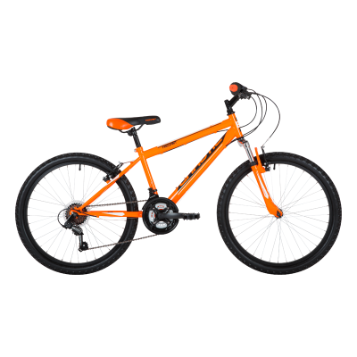 Freespirit Chaotic Junior Bike Orange 24""