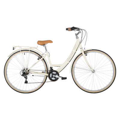 Freespirit Discover 700c Hybrid Bike Cream