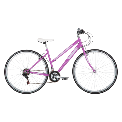 Freespirit City 700c Urban Bike Purple