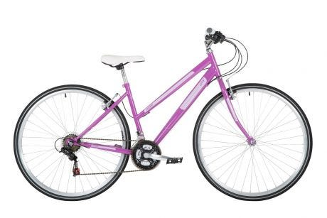 "Freespirit City 19"" Urban Bike Purple"