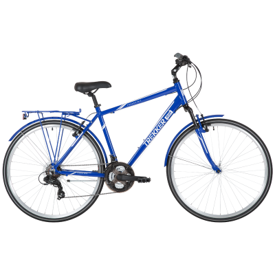 Freespirit Trekker Hybrid Bike Navy