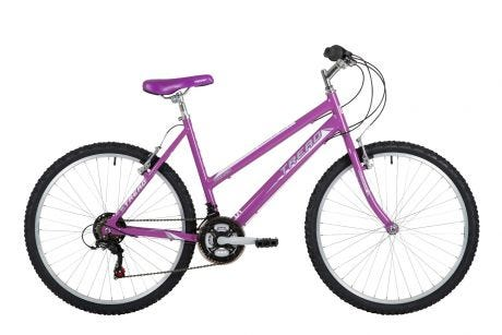 Freespirit Tread Ladies MTB Bike Purple