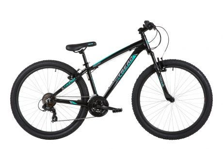 Freespirit Tread Plus Ladies MTB Bike Black/Teal