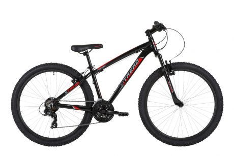 Freespirit Tread Plus Gents MTB Bike Black/Red