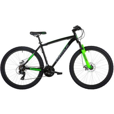 "Freespirit Contour Mountain Bike 18"" 27.5"" Black"