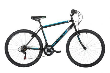 Freespirit Domain Rigid Gents Bike Black/Blue
