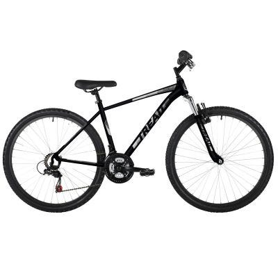 "Freespirit Tread Plus 14"" 27.5"" Wheel Mens MTB Style Bike Black/Grey"