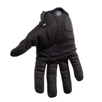 Fuse Echo Gloves Black | Palm Right