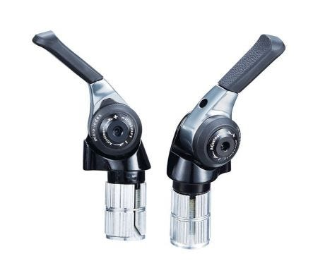 Microshift 11 Speed Bar End Alloy Shifters