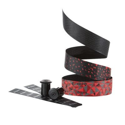 guee SL GEO Handlebar Tape Black / Red