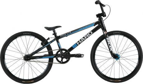 "Haro Race LT CF 20"" (18.25"") Junior Race BMX Grey 2017"