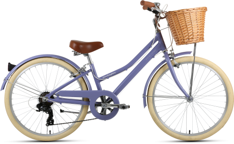 "Forme Hartington JR 24"" Bike Violet"