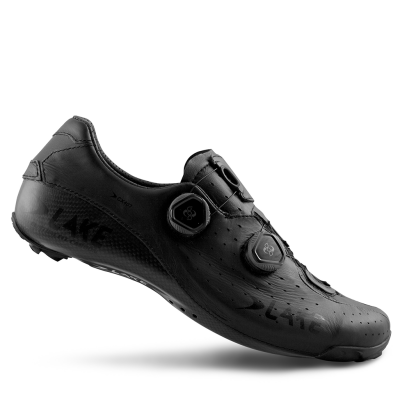 Lake CX402 CFC Carbon Road Shoe Black