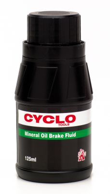 TF2 Brake Fluid Mineral Oil 125ml