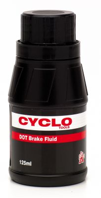 TF2 Brake Fluid DOT Oil 125ml