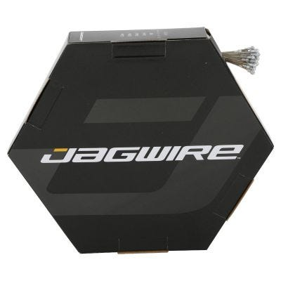 Jagwire Pro Shift Inner Cable Pro Polished Slick Stainless 2300mm SRAM/Shimano Workshop Filebox (x50)