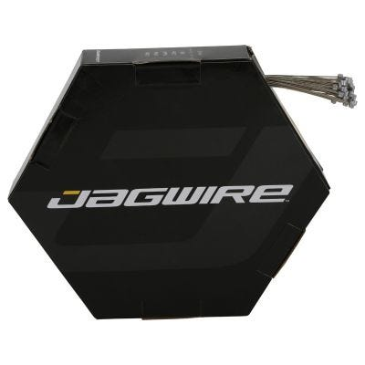 Jagwire Mountain Pro Brake Inner Barrel Cables Pro Polished Slick Stainless Stainless 2000mm SRAM/Shimano Workshop Filebox (x50)