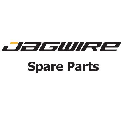 Jagwire Gear Cable End Tidy Alloy 1.2mm Silver (x500)