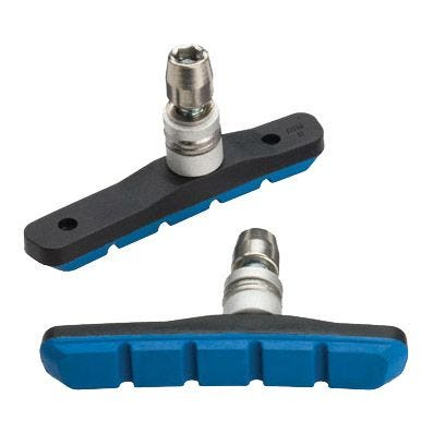 Jagwire Block Linear Offset Post 70mm Blue