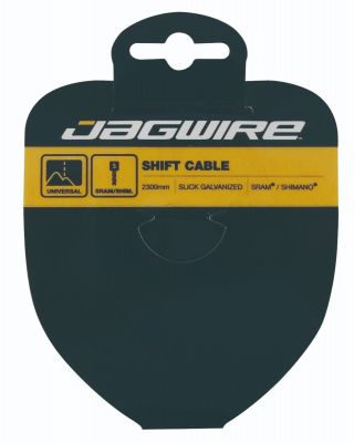 Jagwire Gear Slick Galvanised Shimano 2300mm (x10)