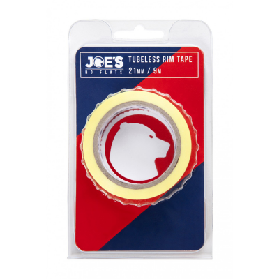 Joe's No Flats Tubeless Rim Tape 9m Roll