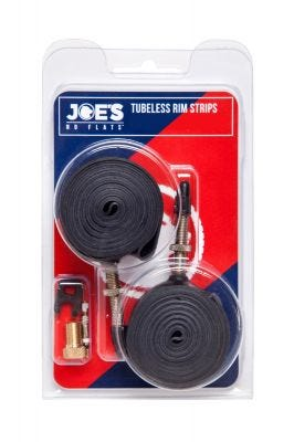 Joe's No Flats Tubeless Rim Strips XC Narrow