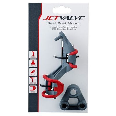 Jetvalve Seat Post Mount