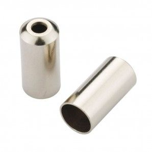 Jagwire Brake Cable Ferrule 5mm Open CEX (x200)