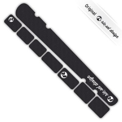 Rie:sel Carbon Chain Guard Set Black