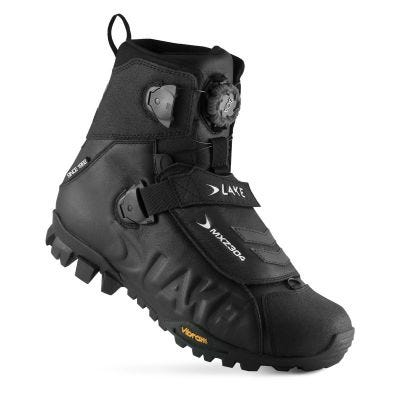 Lake MXZ304 Winter Boot Black