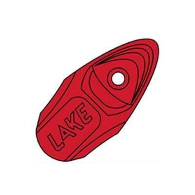 Lake Heel Kit CX401/CX402 Red