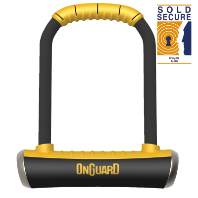 OnGuard Brute STD 8001 U-Lock 111 x 202 x 16.8mm