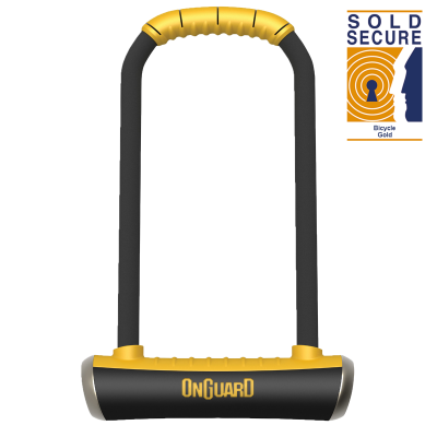 OnGuard Pitbull LS 8002 U-Lock 115 x 292 x 14mm