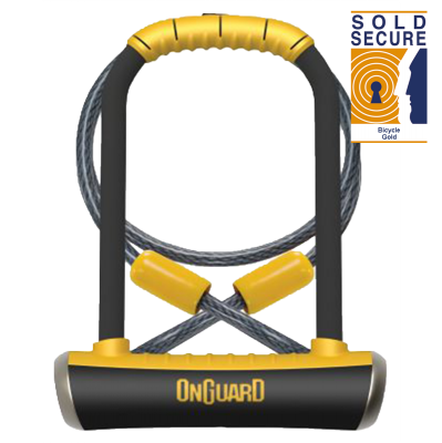 OnGuard Pitbull DT 8005 U-Lock 115 x 230 x 14mm