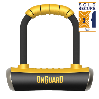 OnGuard Pitbull Mini 8006 U-Lock 90 x 140 x 14mm