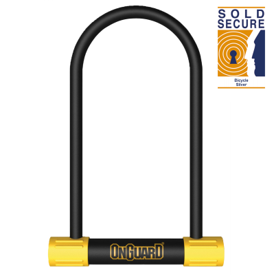 OnGuard Bulldog LS 8009 U-Lock 115 x 292 x 13mm