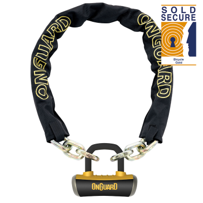 OnGuard Mastiff 8019L Chain Lock 1800 x 10mm