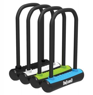 OnGuard Neon U-Lock Black 115 x 230 x 13mm