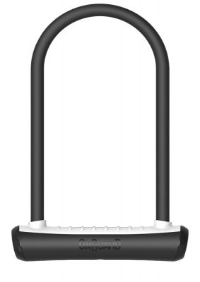 OnGuard Neon U-Lock White 115 x 292 x 13mm