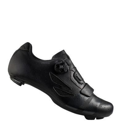 Lake CX176 Road Shoe Wide Fit Black/Grey